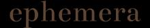 Ephemera Design