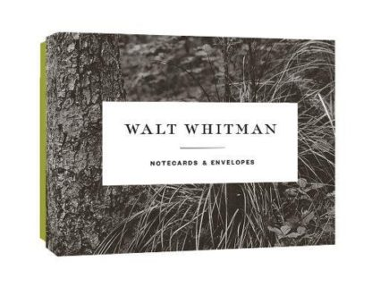 Walt Whitman Notecards