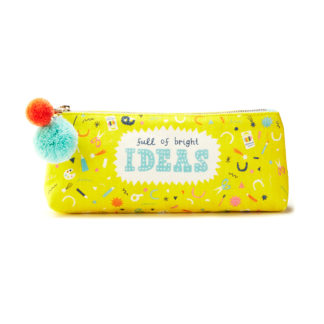 Full of Bright Ideas Pouch