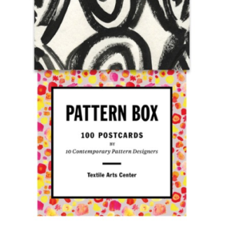 Pattern Box Postcards