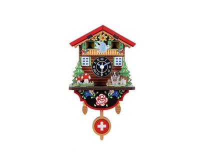 DIY-Swiss House Clock