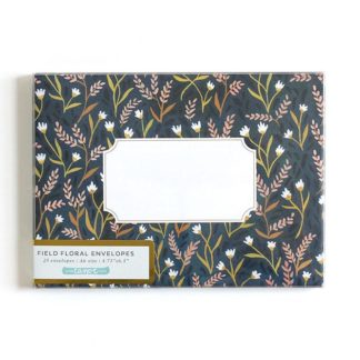 Floral Envelopes Boxed