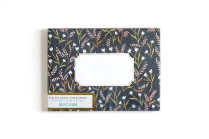 Floral Envelopes Boxed
