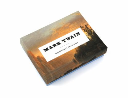 Mark Twain Notecards